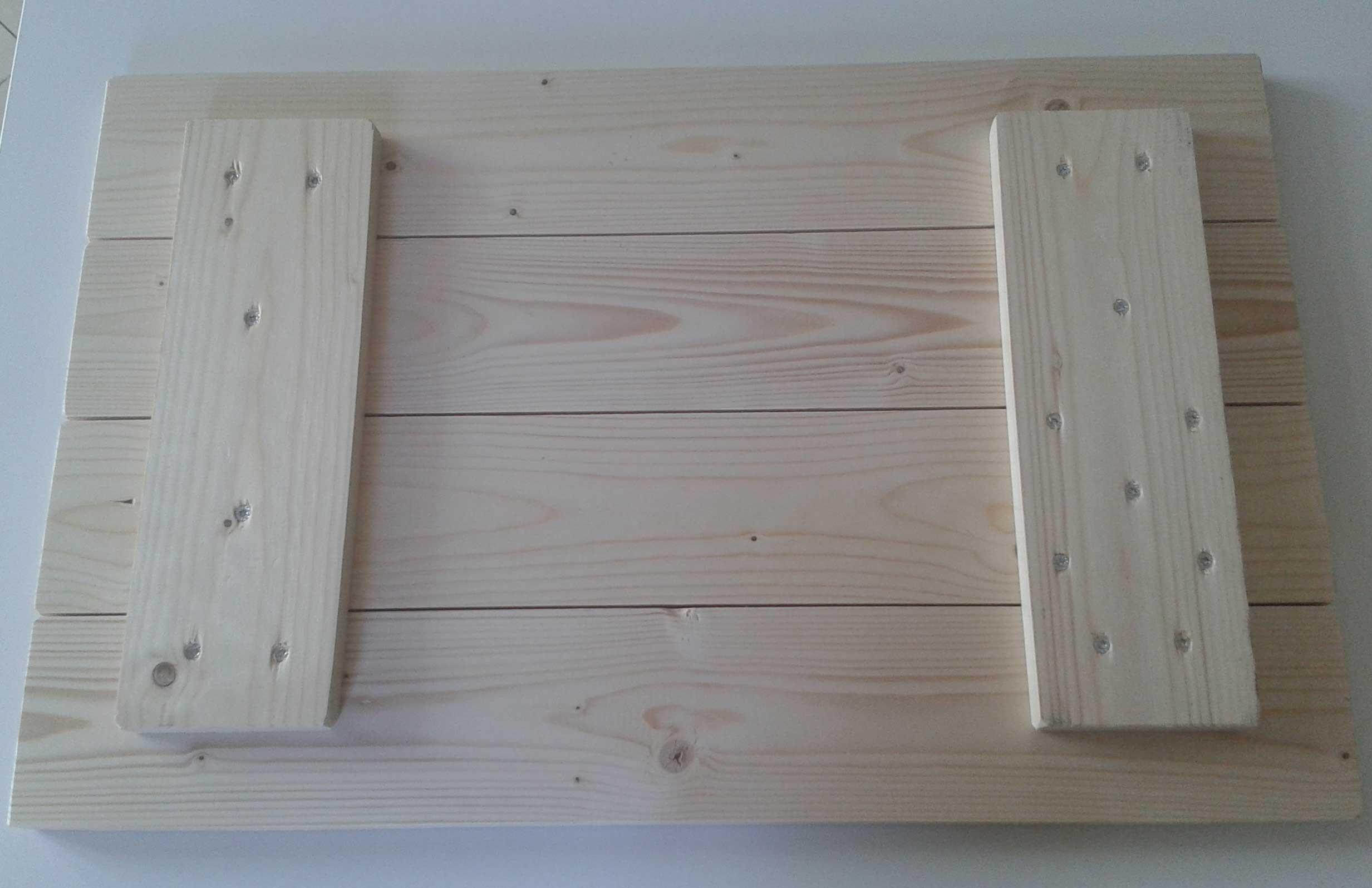 Eigen foto op hout : Muurmode.nl