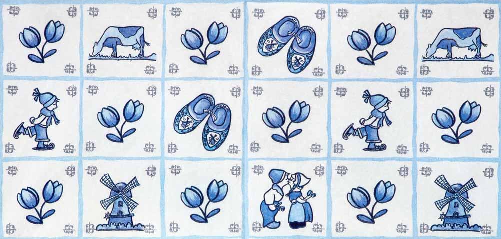 Blauwe Keuken Delft : Delfts Blauwe Keuken : look door de authentieke delfts blauwe