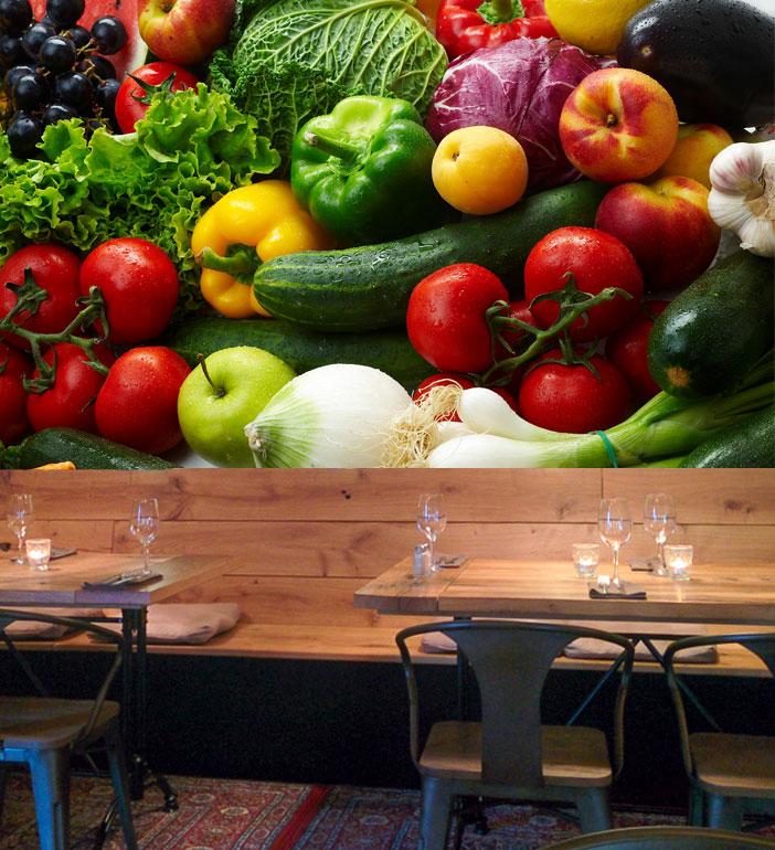 Alle bedrijven online fotobehang pagina 3 - Behang voor restaurant ...