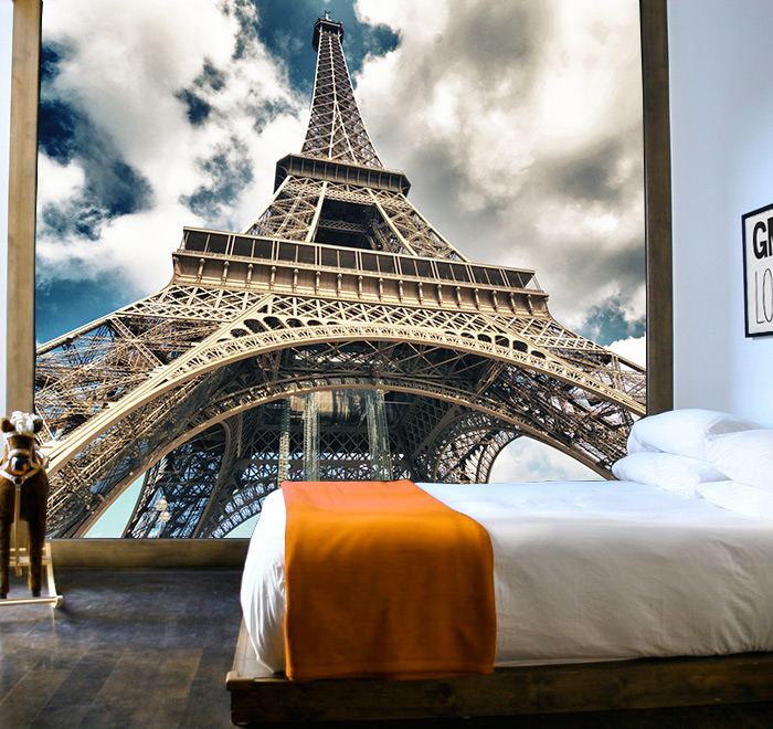 fotobehang parijs slaapkamer ~ lactate for ., Deco ideeën