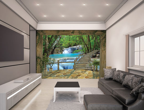 Ellowa waterval aanbieding kopen lage prijs - Water kamer model ...