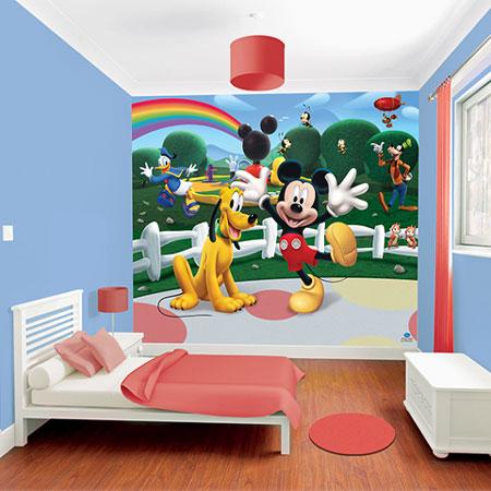 Walltastic Disney Mickey Mouse XXL
