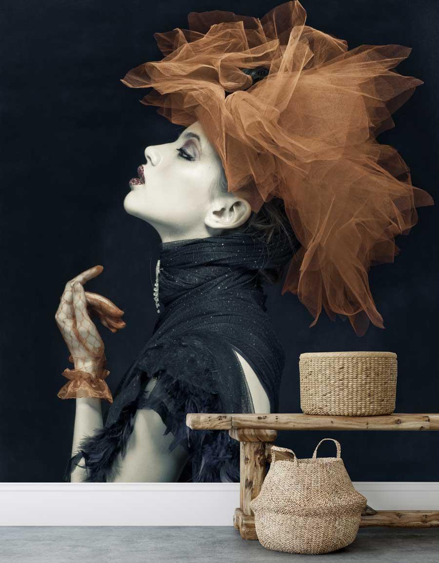 Vlies fotobehang Fashion