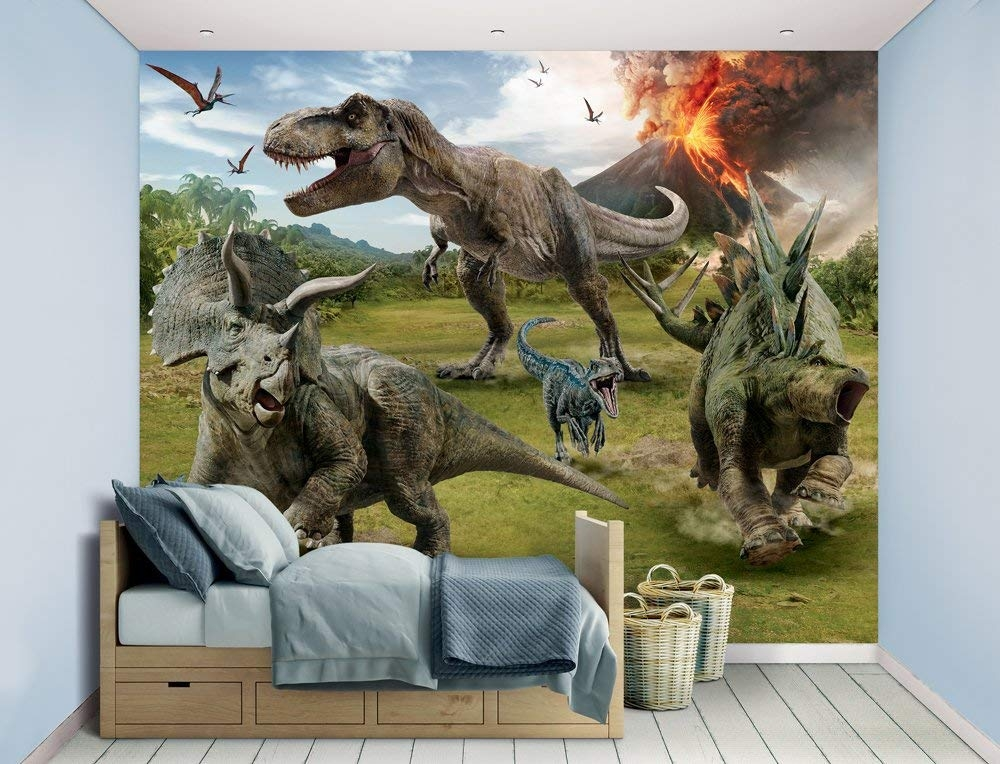 Walltastic Jurassic World XXL