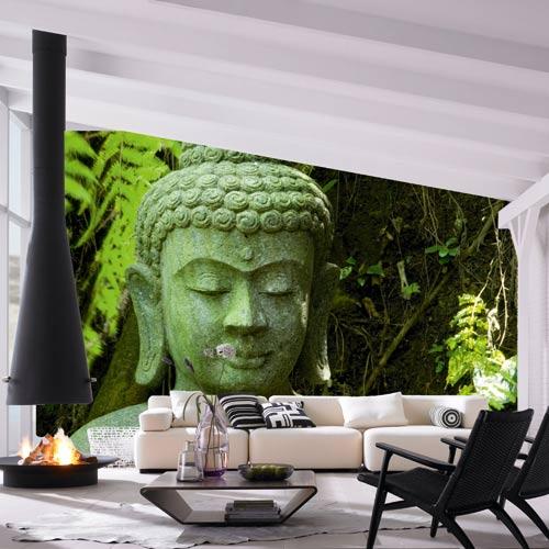 Vlies fotobehang Boeddha beeld