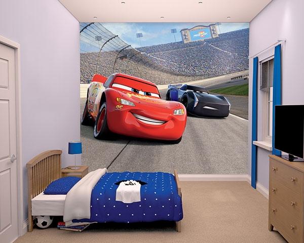 Walltastic Cars 3 XXL