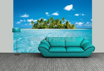 Fotobehang Maldive dream