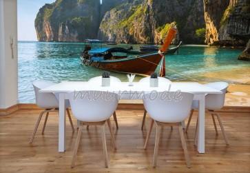 Vlies fotobehang Thailand