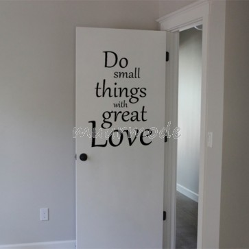 Tekststicker Great love