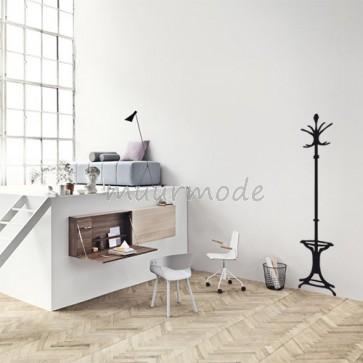 Interieursticker Kapstok