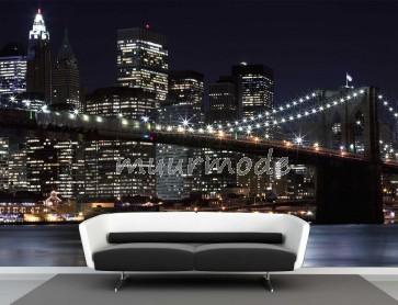 lichtjes van de stad New York