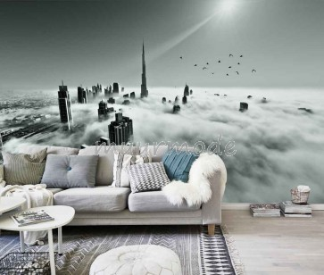 Vlies fotobehang Rotterdam