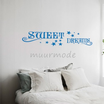 Tekststicker Sweet Dreams