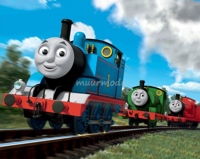 Goede Walltastic Thomas de trein XXL   Muurmode.nl FW-28