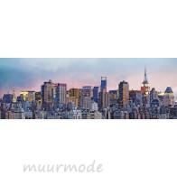 Fotobehang New York skyline