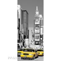 Deurposter New York Times Square