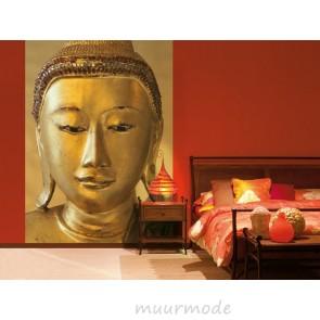 Fotobehang Golden Boeddha