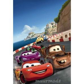 Muurposter Cars Italy
