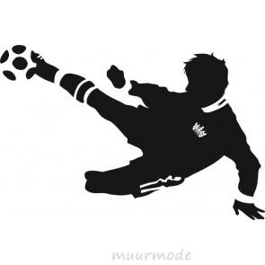 Sportsticker Voetballer 3