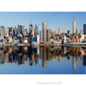 Vlies fotobehang New York City