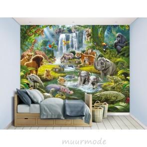 Walltastic Jungle Adventure XXL