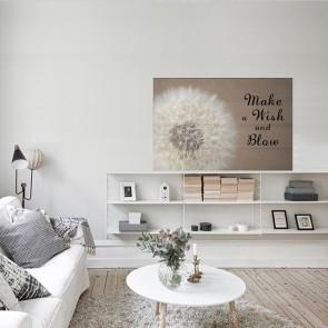 Wanddecoratie Bord Hout.Foto Op Hout Voor Een Unieke Muur Decoratie Met Een Levendige Touch