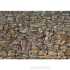 Fotobehang Stone Wall