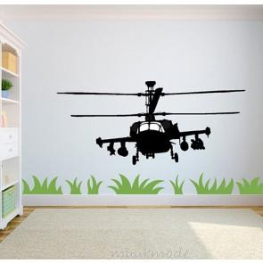 Interieursticker Helikopter