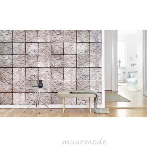 Fotobehang stenen muur