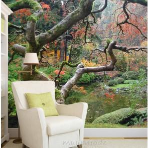 Een rustpunt met dit Zen Bos