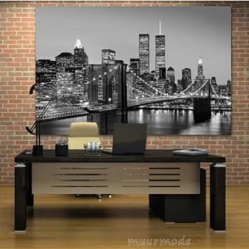 Muurposter Brooklyn Bridge