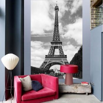 Muurposter La Tour Eiffel