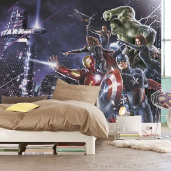 Fotobehang The Avengers