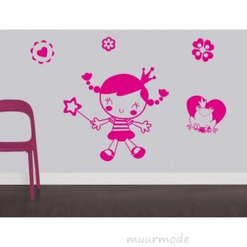 Babykamer sticker 16