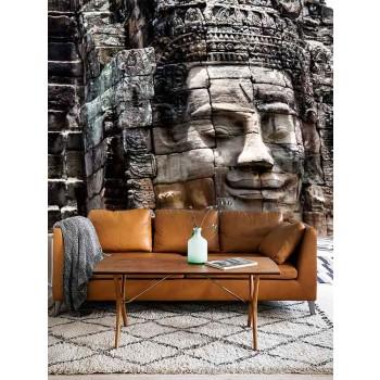 Vlies fotobehang Bayon Tempel