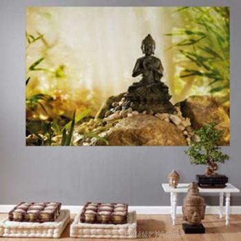 Muurposter Boeddha