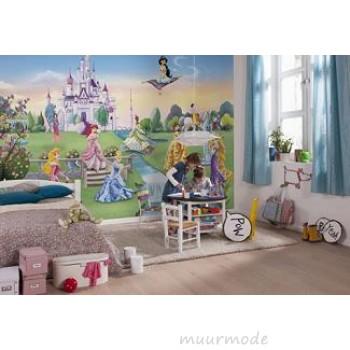 Fotobehang Prinsessen kasteel
