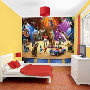 Walltastic Circuskamer XXL