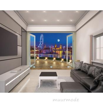 Walltastic Skyline Londen XXL