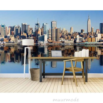 Vlies fotobehang New York