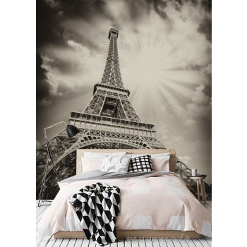 Vlies fotobehang Eiffeltoren
