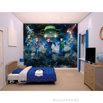 Walltastic Thunderbirds XXL