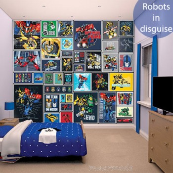 Walltastic Transformers XXL