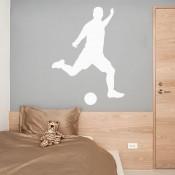 Sportsticker Voetballer