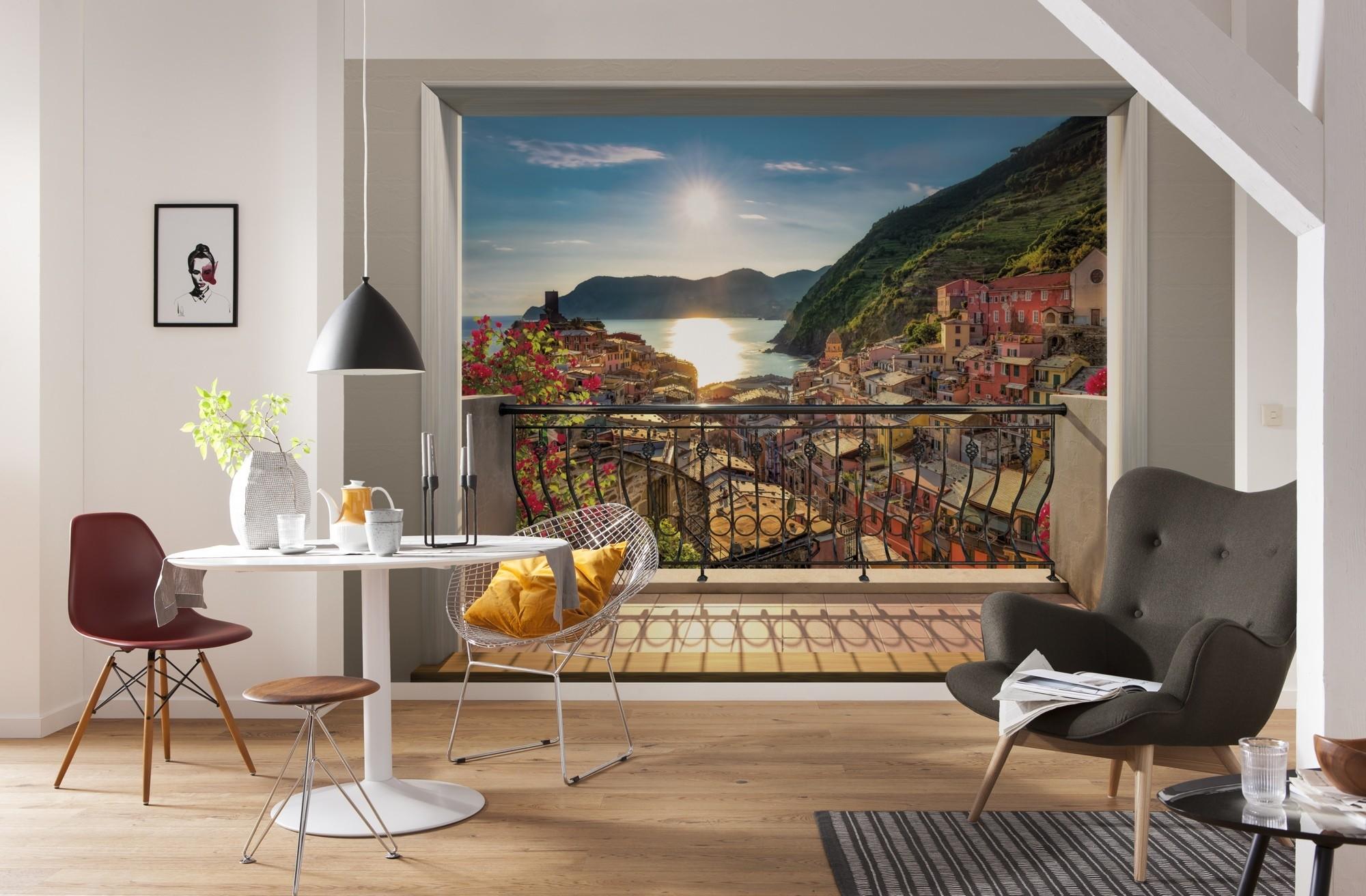 Fotobehang Italië