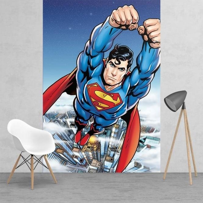 Fotobehang Superman