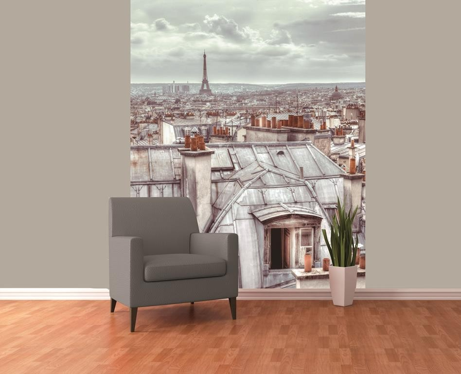 Fotobehang Parijs