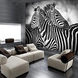 Vlies fotobehang Serengeti
