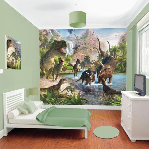 Walltastic Dinosauruskamer XXL