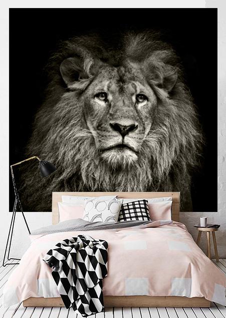 Airtex fotobehang leeuw